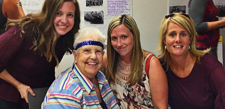Byng teachers explore Holocaust history at conference