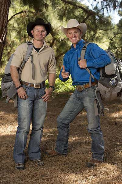 On this day in 2014, these cowboys returned to 'Amazing Race'