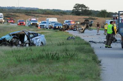 Ada man killed in SH3E collision west of Stonewall