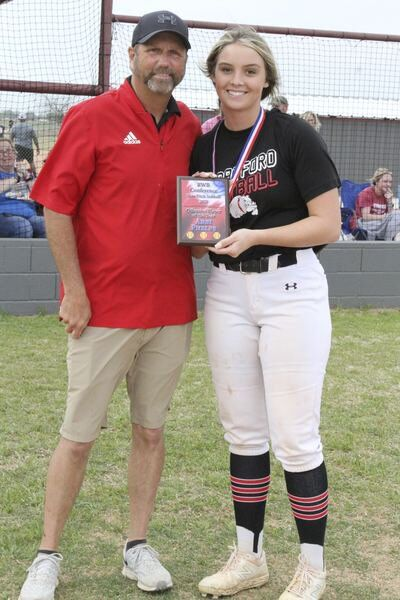 Local athletes honored by RWB Conference