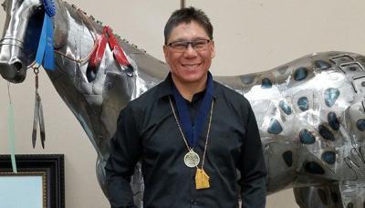 Gene 'Iron Man' Smith to present his passion at Artesian Arts Festival