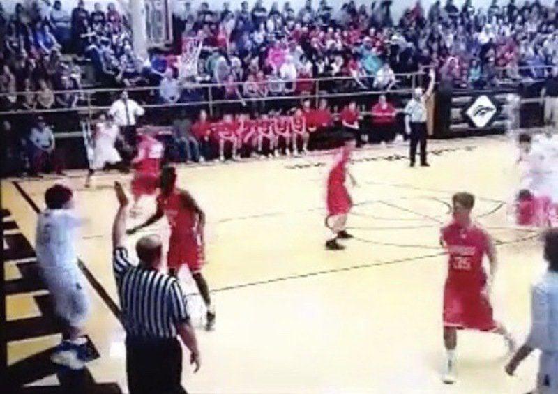 Viral Allen-Vanoss basketball video spurs anger, questions