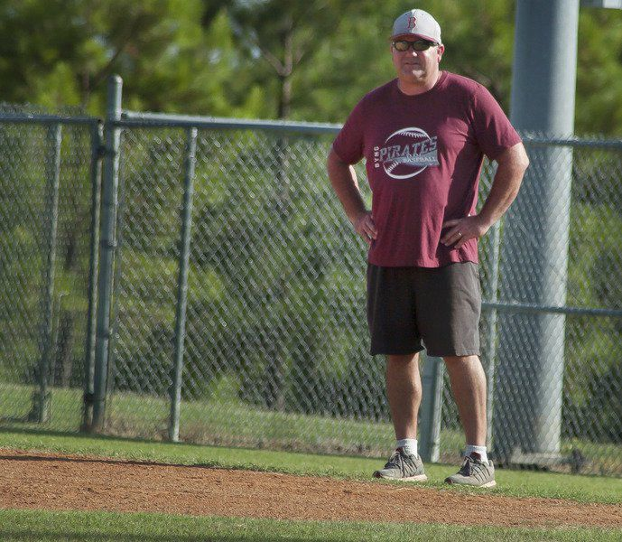 Bryan Capps, new Byng assistant coach