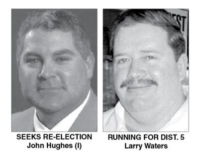 Two will face off for council seat