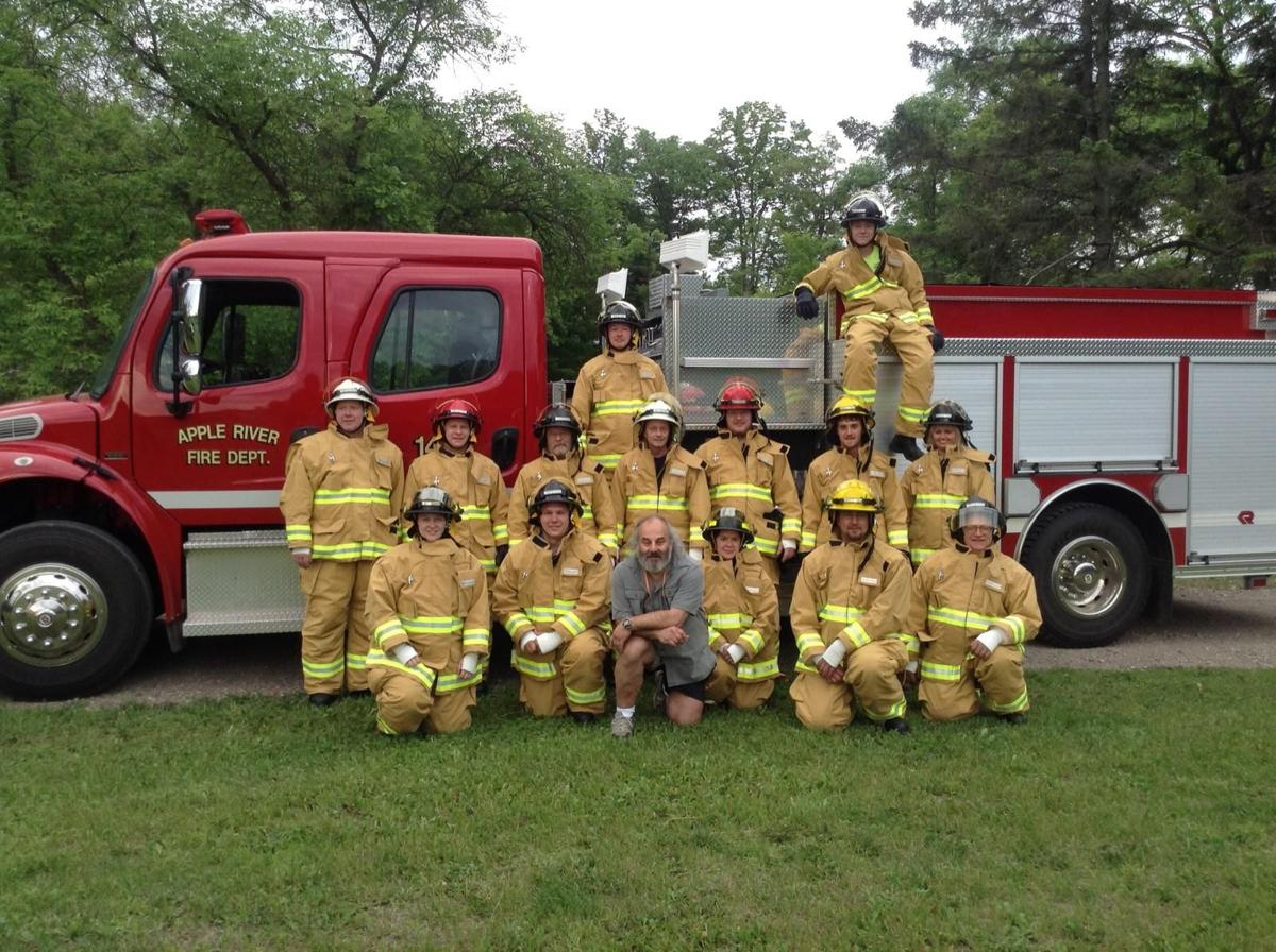 Saluting local firefighters during Fire Prevention Week | News | theameryfreepress.com