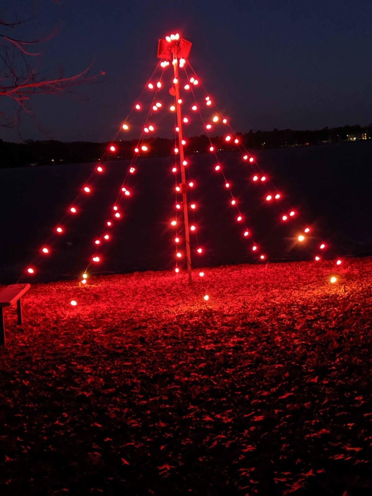 Little Red Tree