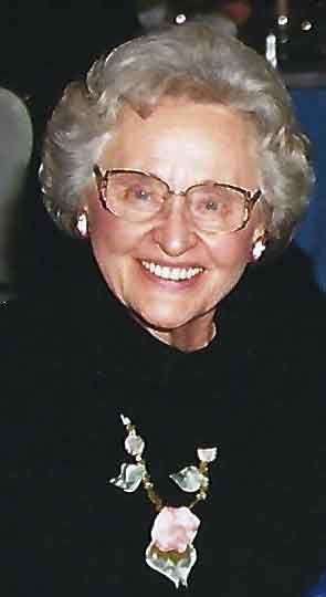 Dorothy Marie Webster