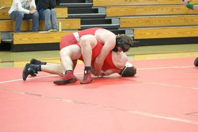 Warriors pin their way to victory over Baldwin-Woodville