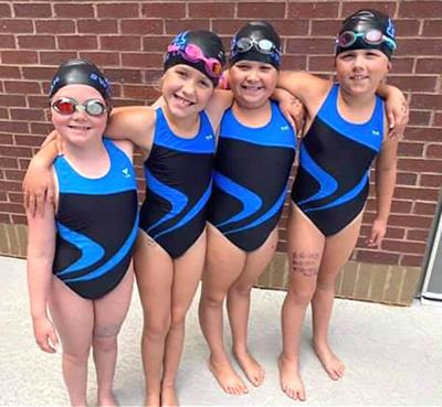 Riptide at state meet