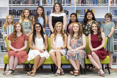 2019 Brindlee Mountain Homecoming Court