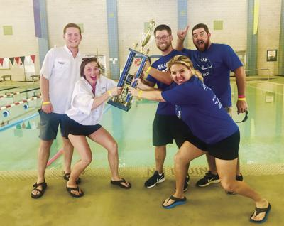 Riptide 'fights' for first-place trophy
