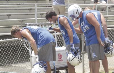 Arab ready to start fall camp on Aug. 5