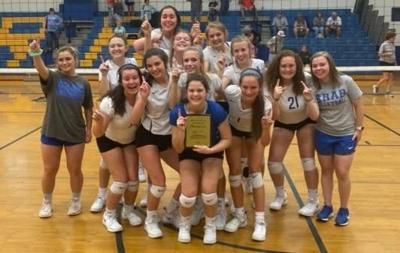 Volleyball: Marshall County Tournament