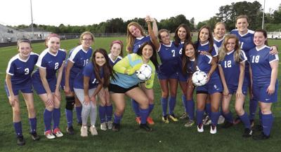 Arab girls soccer team wins area