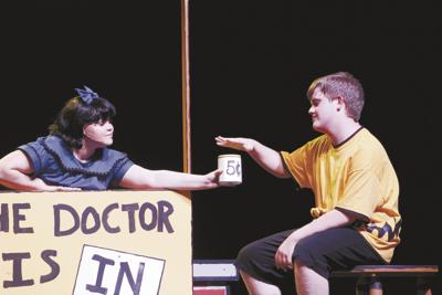 'Charlie Brown' is at 7 p.m. Thursday through Saturday, 2 p.m. Sunday
