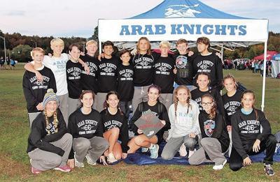 Arab cross country teams