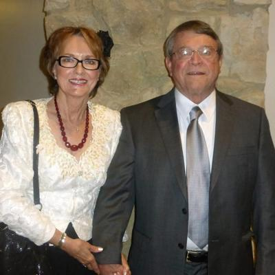 Burkes donate $100,000 to Arab City Schools