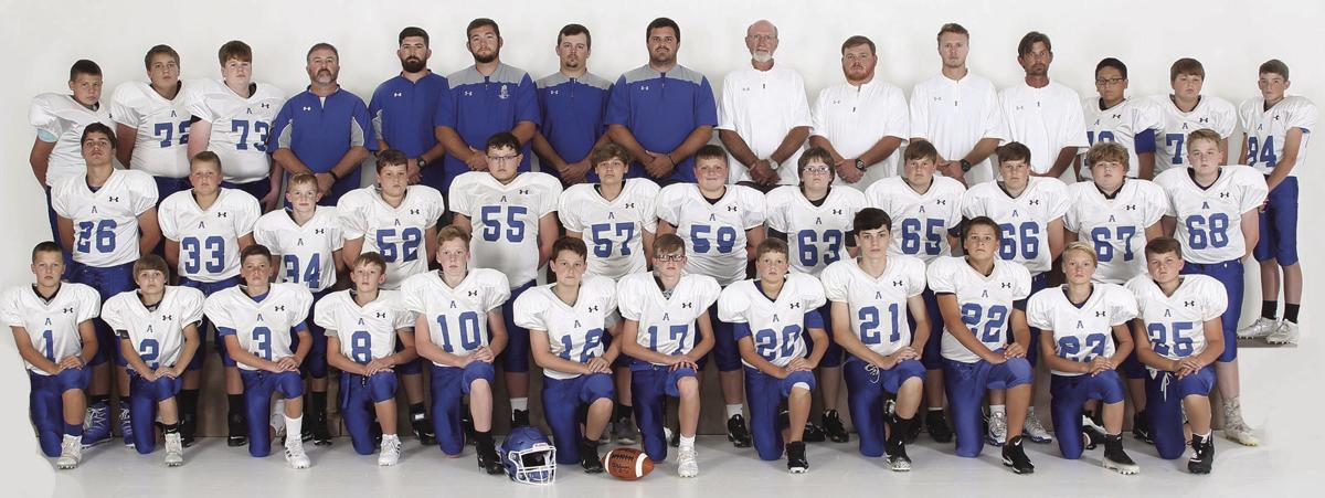 Arab 7th grade football team