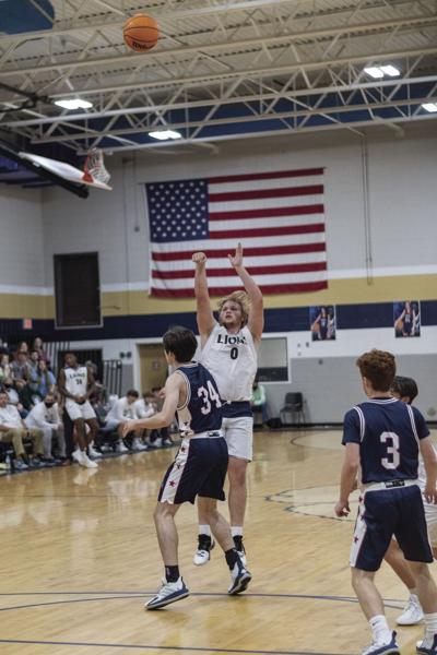 Brindlee Mountain basketball