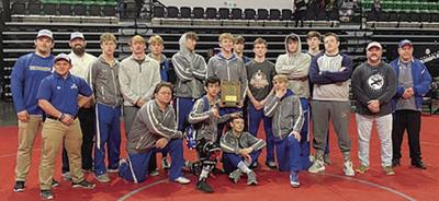 Arab wrestlers headed to state tournament with momentum