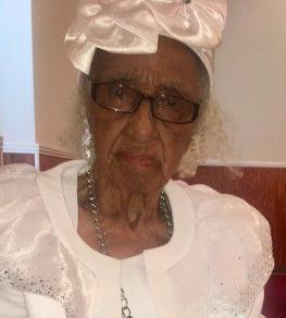 Mother Estella Jones Edwards