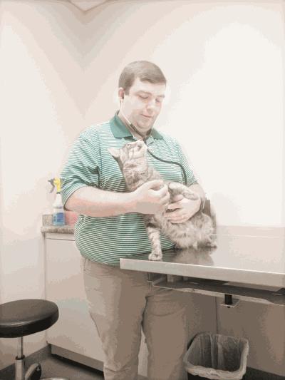 Kimbrell joins vet clinic