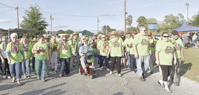 SECU cancer walk