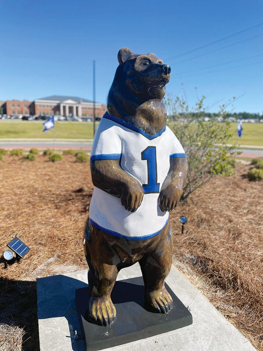Bears at schools 2