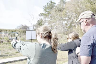 BPD gun course