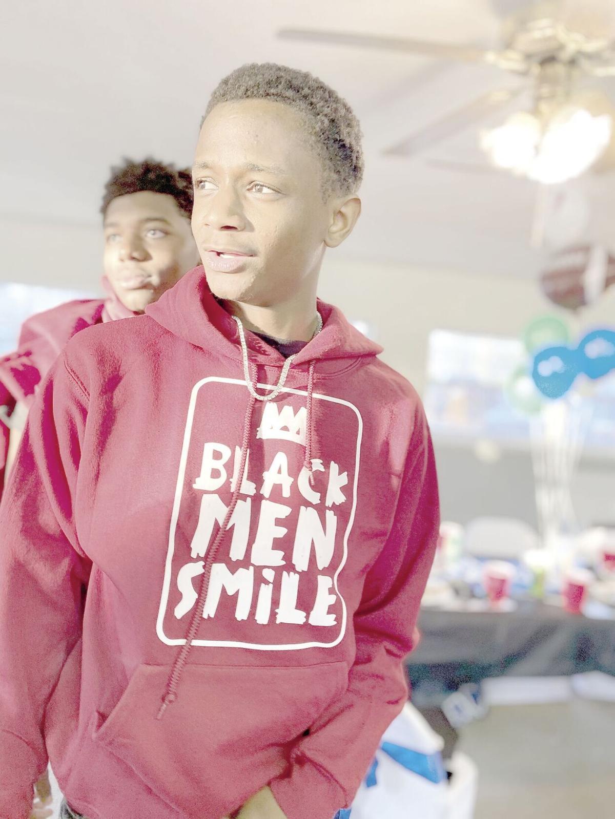 Black Men Smile