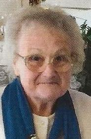 Betty Elaine Pearson Carter