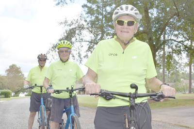 Old Folks on Bikes