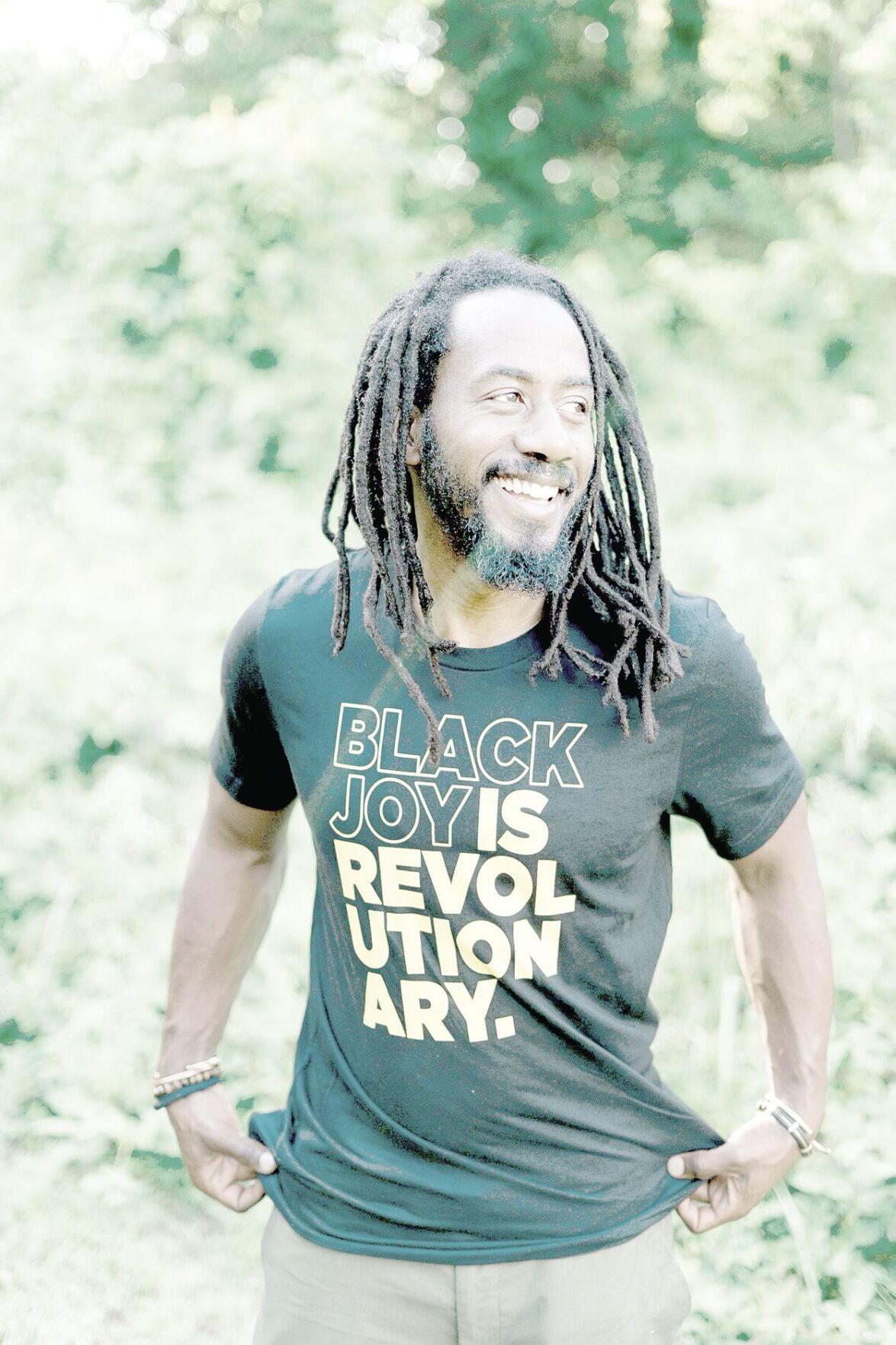 Black Men Smile founder