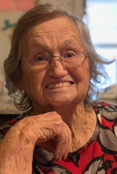 Eula Mae Manders Miller