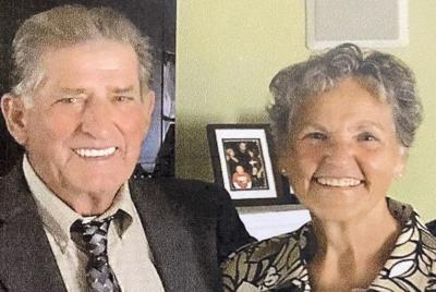 Glenn Isaac Smith Jr. and Gail Pauline Brown Smith