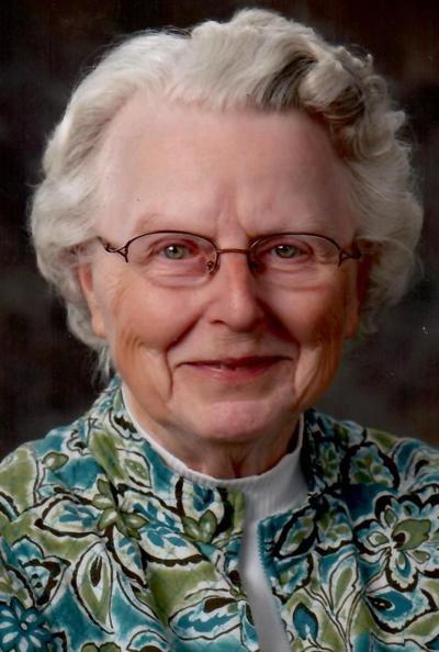 Ruth Flanders Hendry