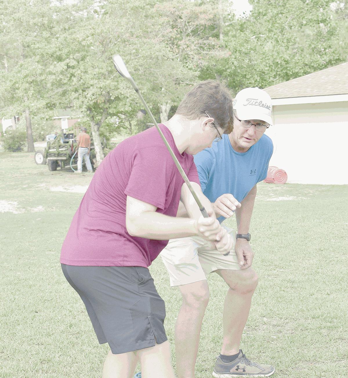 Buie golfers 2