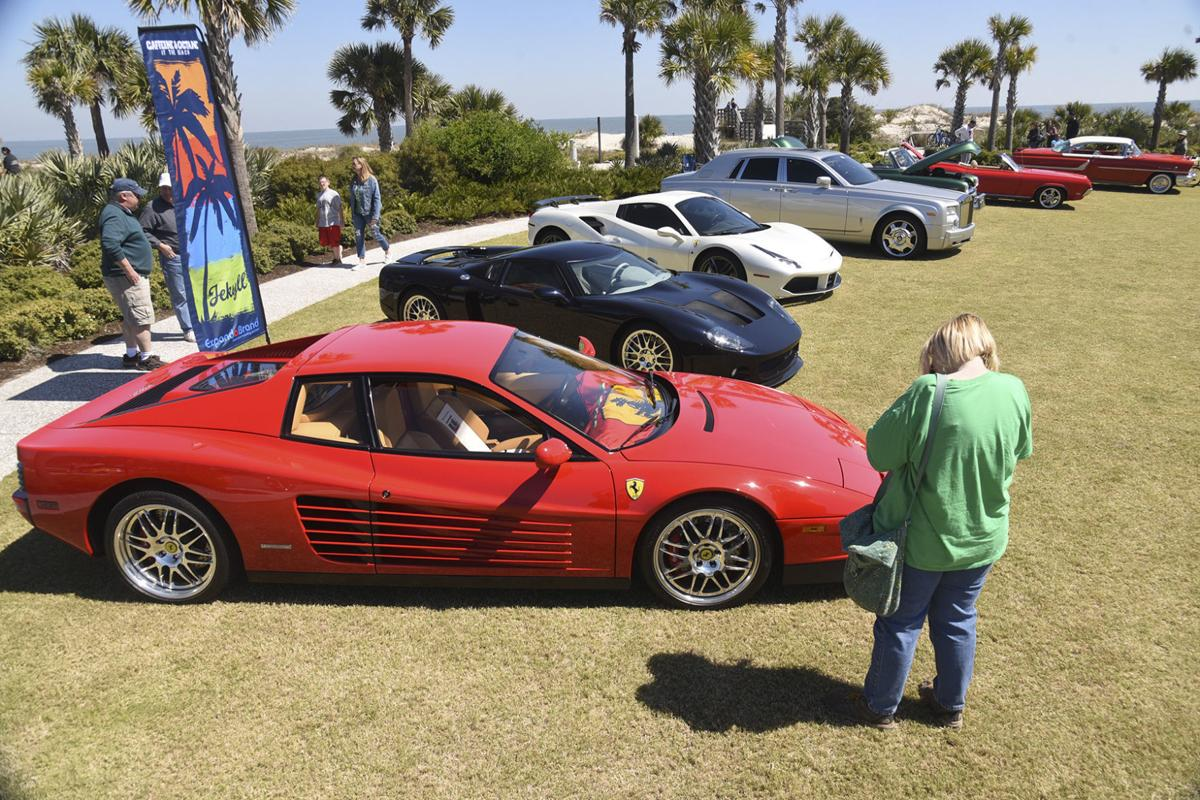 Caffeine Octane Returns To Jekyll Local News The Brunswick News - Caffeine and octane car show schedule