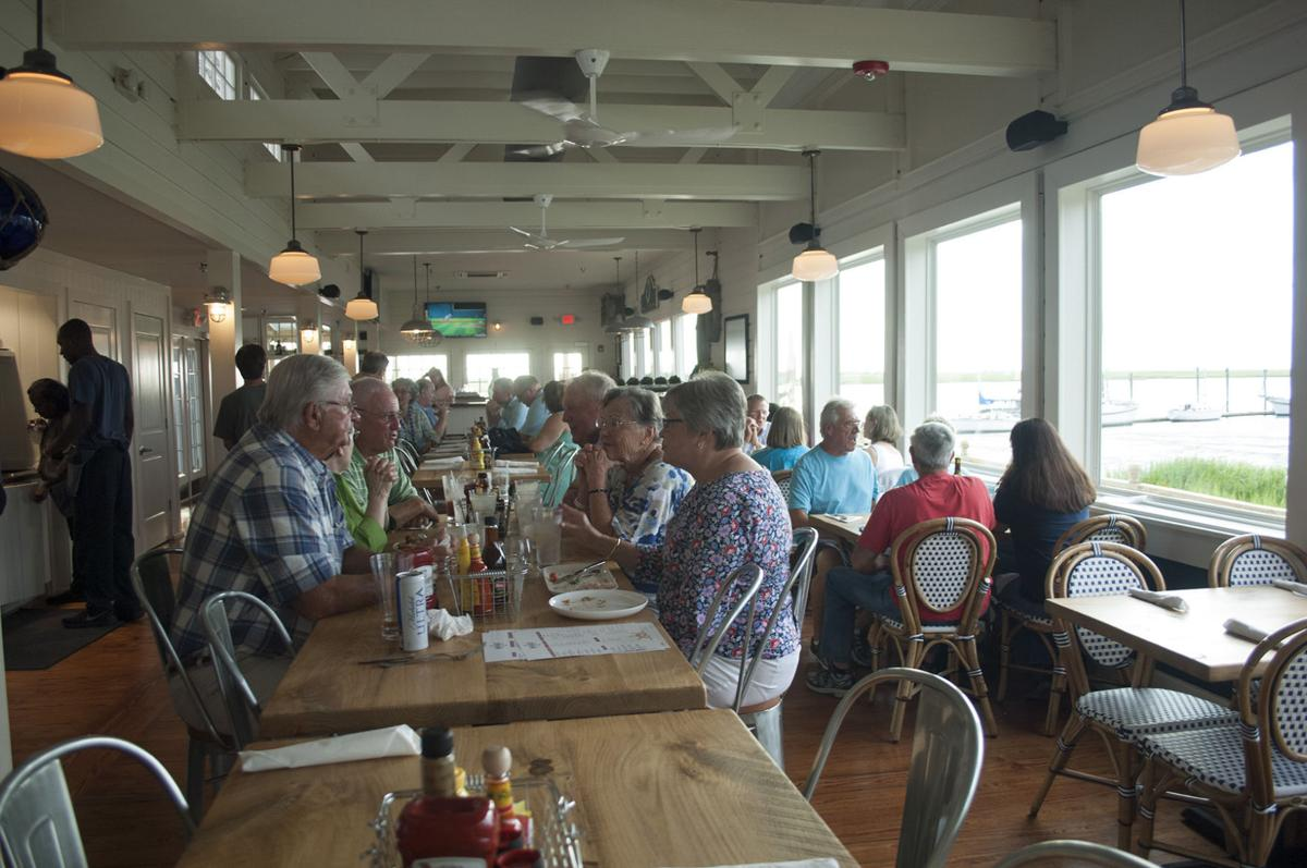 Popular Jekyll Island Eatery Re Opens With New Owners Menu Local News The Brunswick News