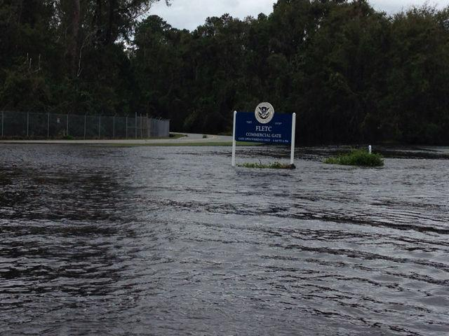 fletc still closed after storm