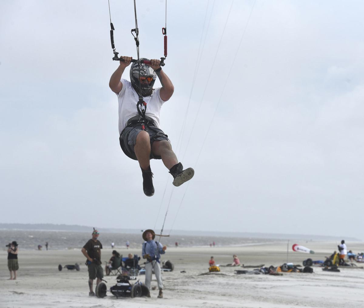 kite buggy expo