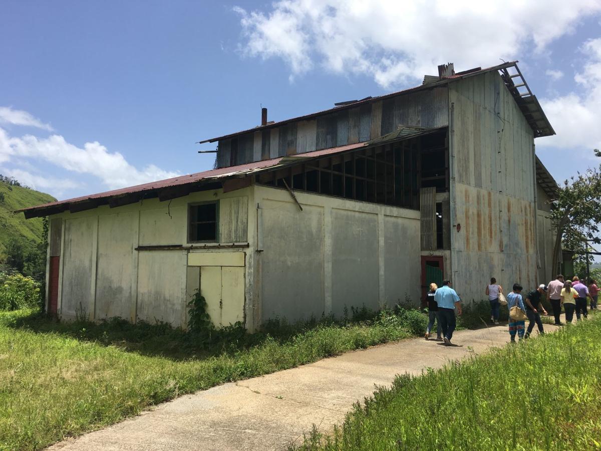 Puerto Rico recovery
