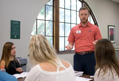 Frederica Academy college visits