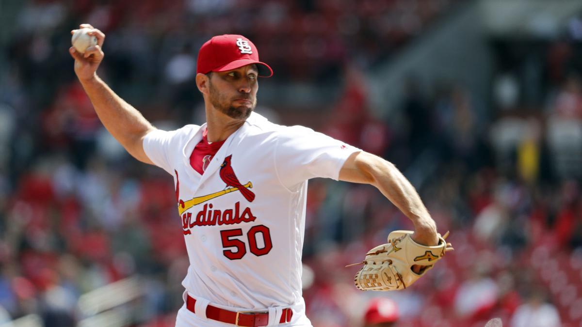 Brewers Cardinals Baseball
