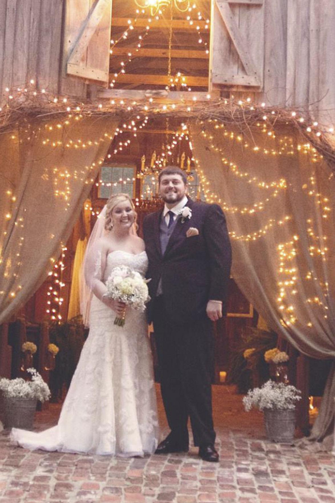 Amber Brooke Davis and Gregory Buck Thornton | Weddings | The News