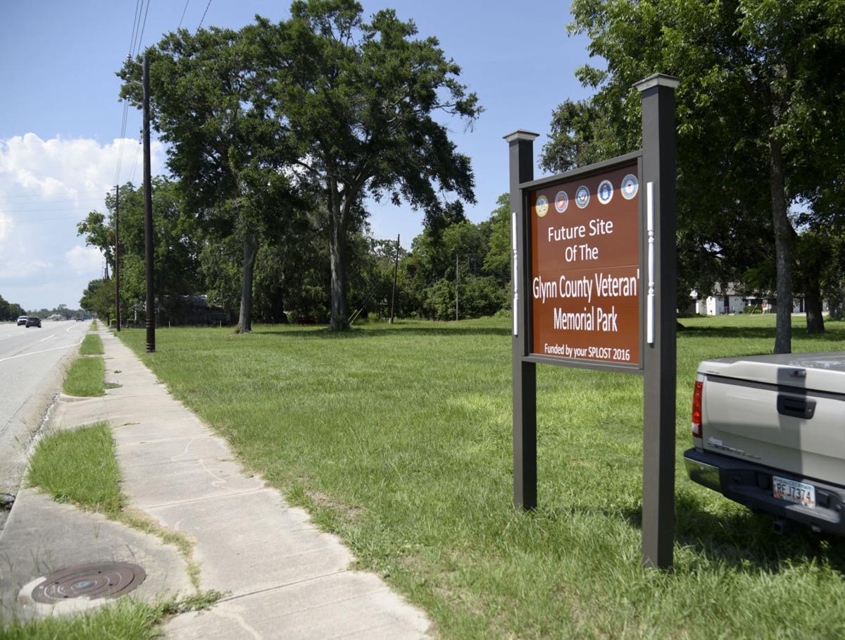 veterans park site