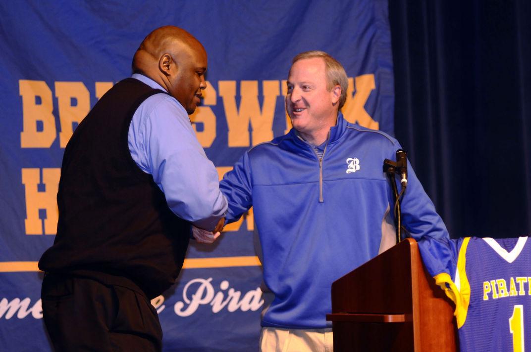 Brunswick welcomes new football coach Brunswick welcomes