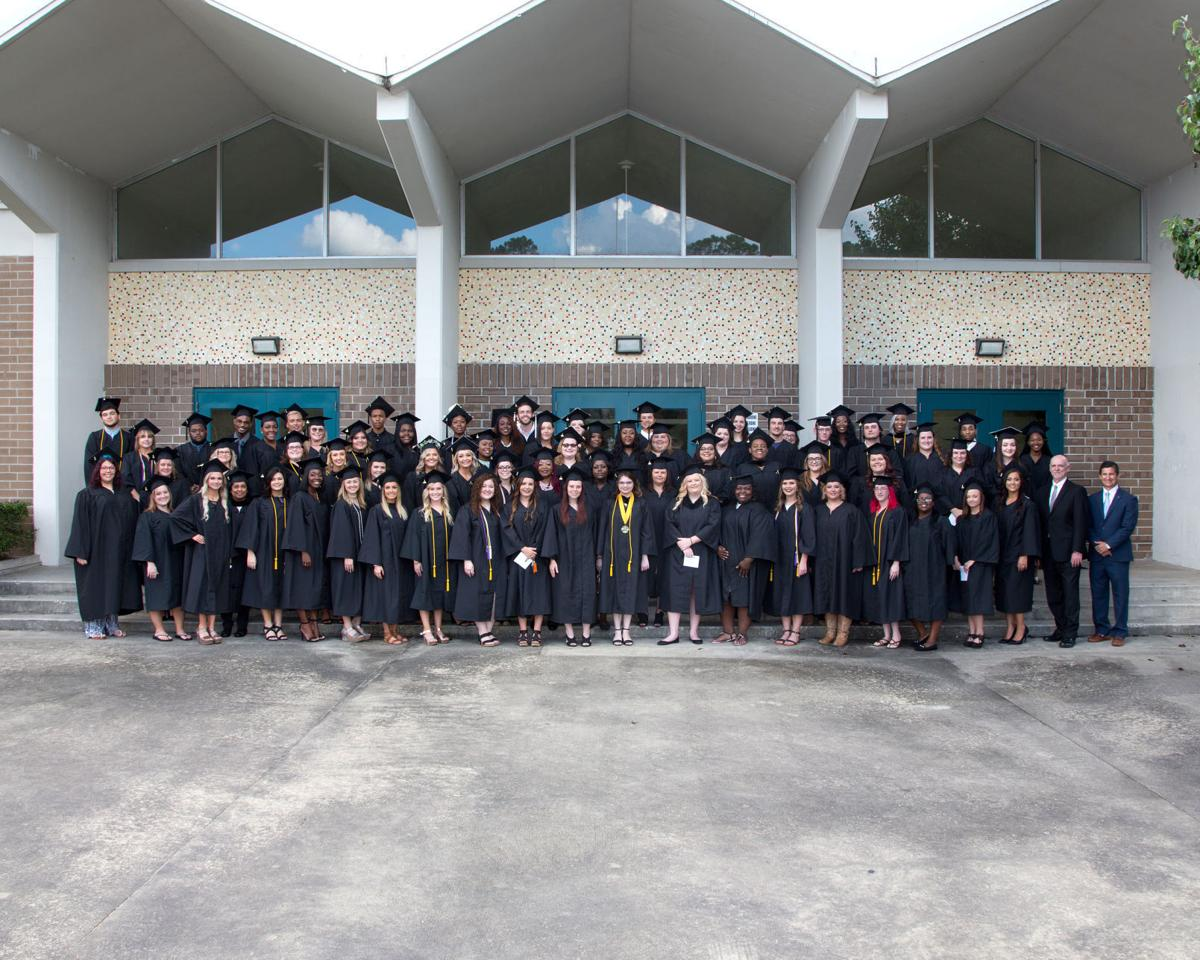 Coastal Pines Technical College holds spring commencement