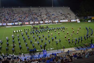 Brunswick High band