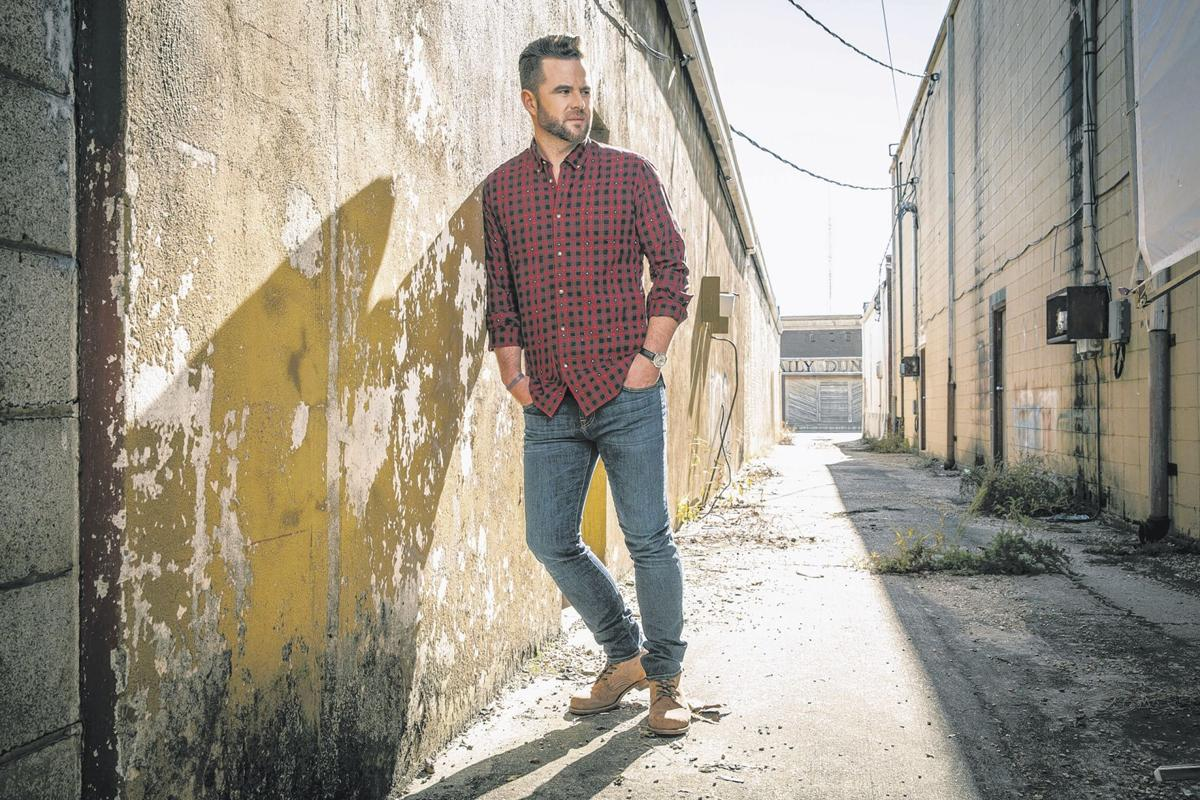 David Nail to headline concert at Shrimp and Grits festival   Local ...